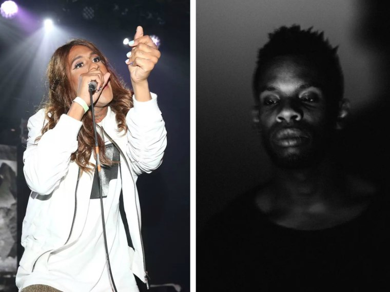 "Mykki Blanco Joins Forces With GAIKA For ""PUSH MORE WEIGHT"""