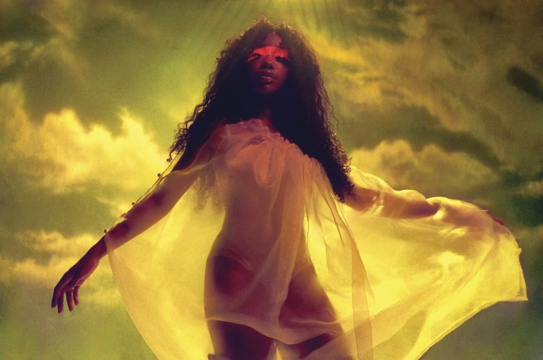 SZA's <I>Ctrl</i> is officially certified platinum