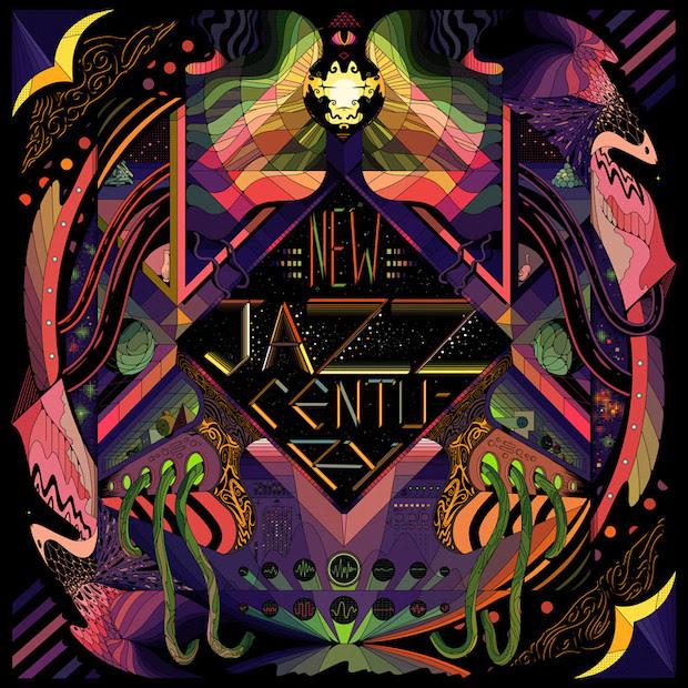 Check out Adult Swim's new jazz compilation <i>New Jazz Century</i>