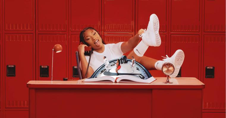 Nike announces new partnership with Megan Thee Stallion