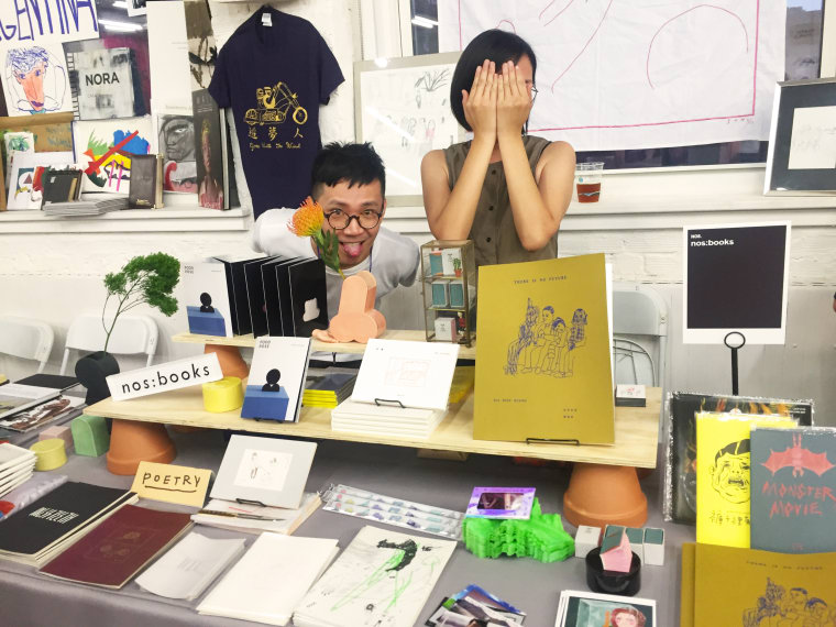 14 Very Cool Things You Need To Do At The New York Art Book Fair