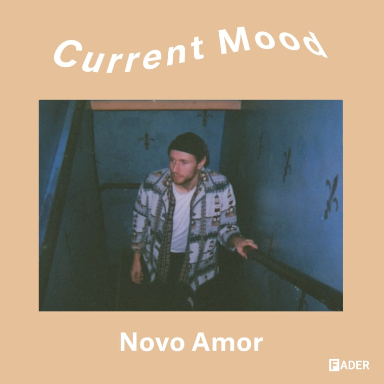 CURRENT MOOD: Learn about space with Novo Amor