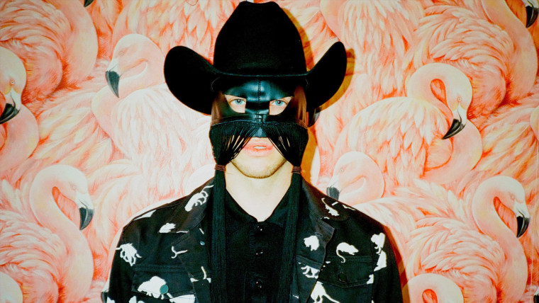 Here's how to self-isolate like Orville Peck