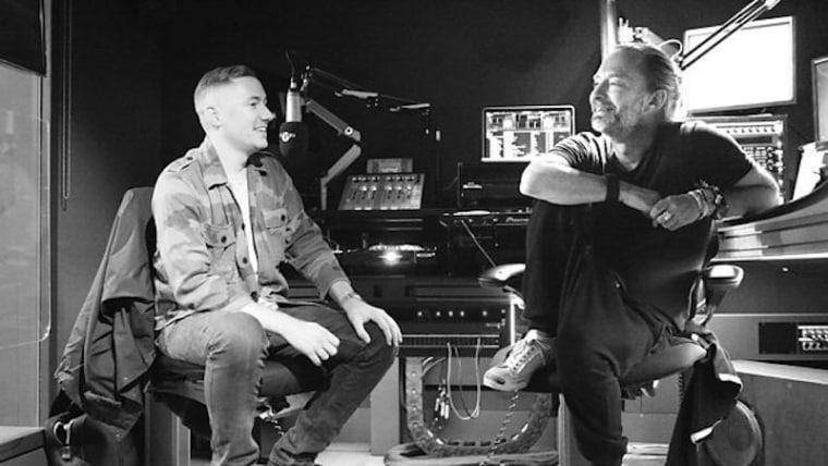 Listen Back To Thom Yorke's BBC Radio 1 Show With Benji B