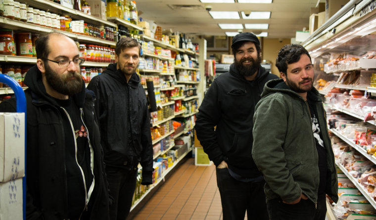 """Pile announce new album <I>Green And Gray</i>, hear """"Bruxist Grin"""""""
