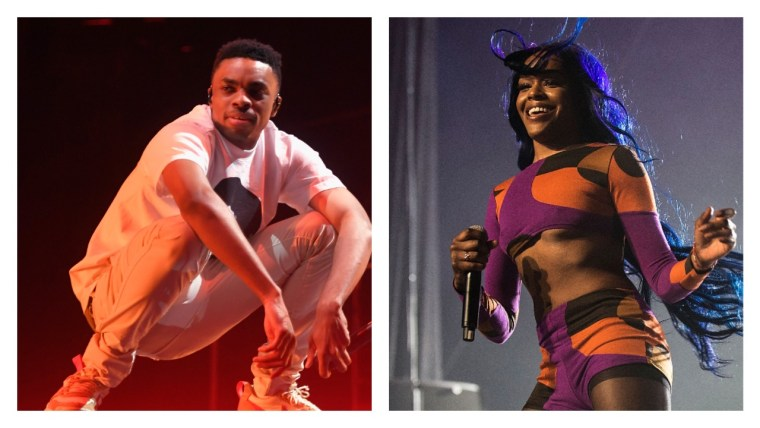 Azealia Banks accuses Vince Staples of changing his number after hitting him up to collaborate