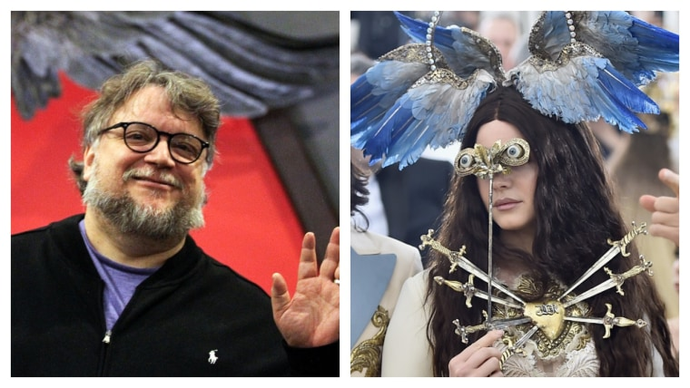 Guillermo del Toro is getting his Walk Of Fame star... from Lana Del Rey