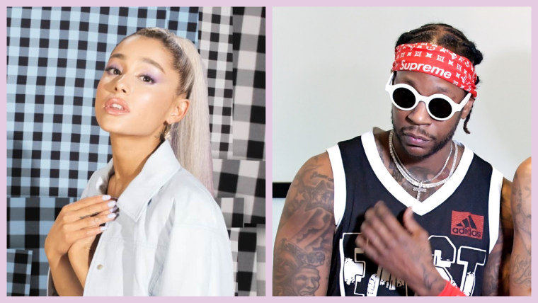 "Ariana Grande teams with 2 Chainz for ""7 rings"" remix"