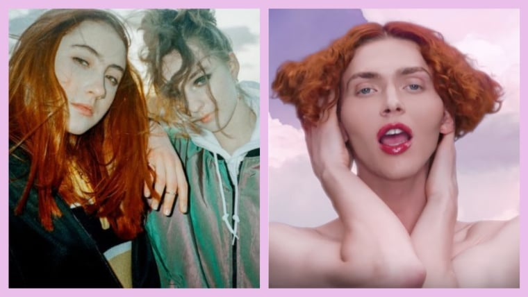 Let's Eat Grandma link up with SOPHIE and Faris Badwan for new single