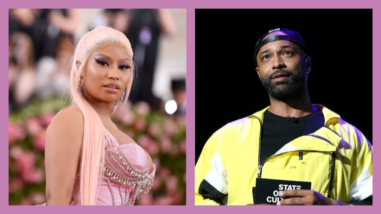 Hear Joe Budden on a new episode of Nicki Minaj's Queen Radio