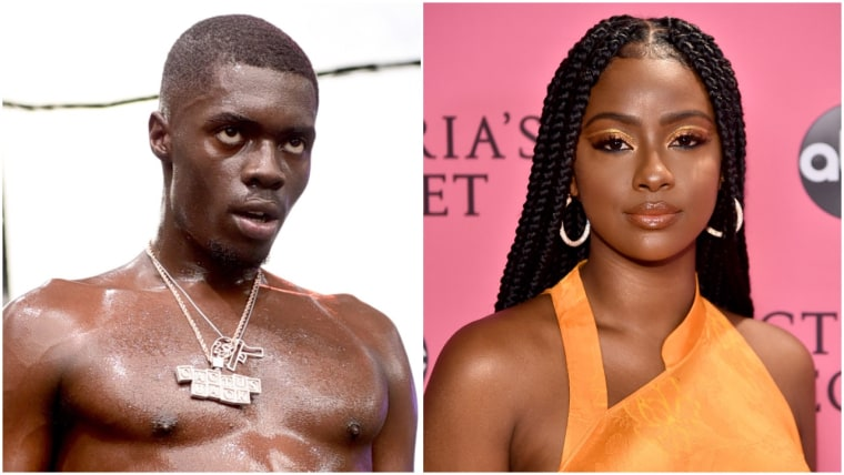 "Justine Skye calls Sheck Wes her ""abuser,"" accuses him of stalking"
