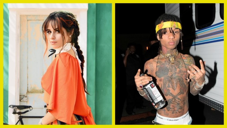 "Swae Lee hops on Camila Cabello's single ""Real Friends"""