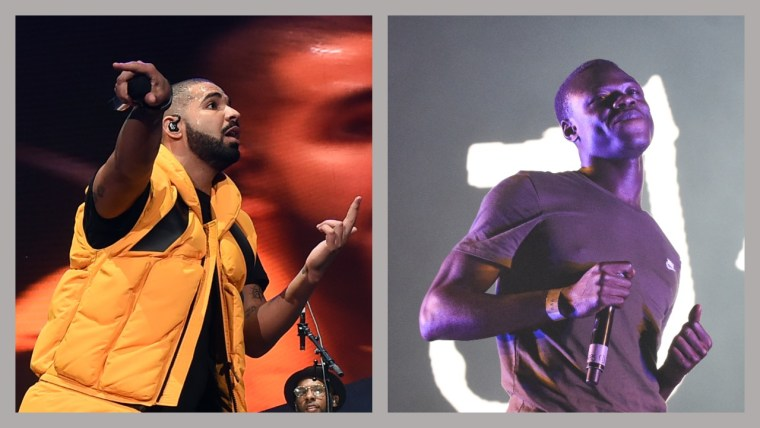 J Hus released from jail, joins Drake on stage in London