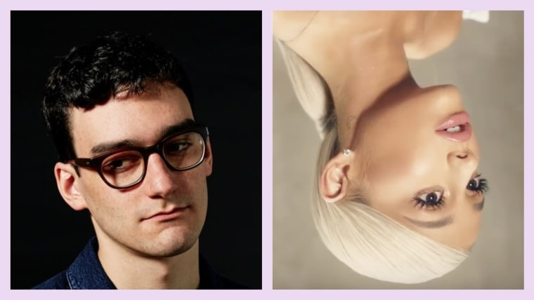 "Hear Danny L. Harle's remix of Ariana Grande's ""Raindrops"""