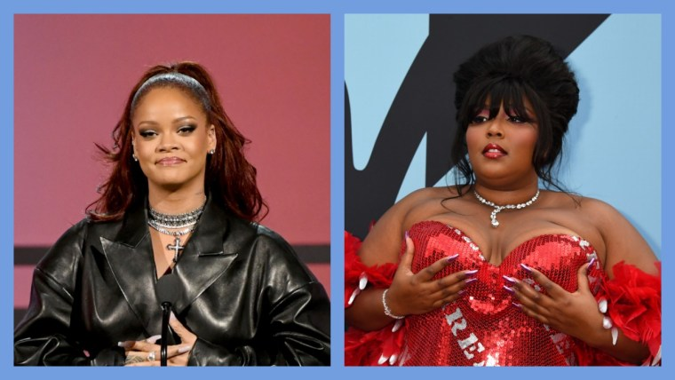 Rihanna, like you, is obsessed with Lizzo