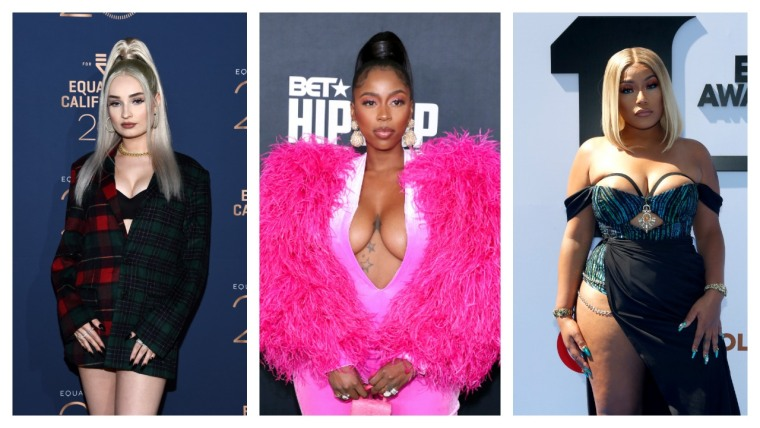 Kim Petras, Kash Doll, ALMA and Stefflon Don link up on new song co-written by Ariana Grande