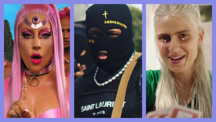 The 20 best pop songs right now