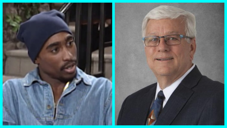 Emails show Iowa official's Tupac fixation