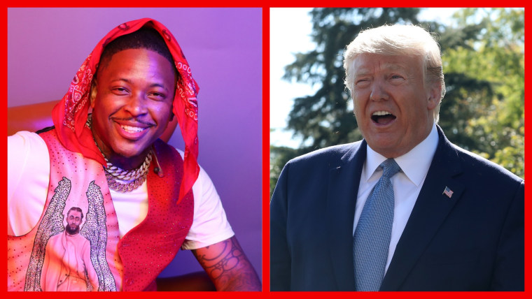 "White House: YG kicking a fan off stage is ""another example of the tolerant left"""