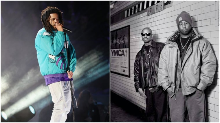 "J. Cole says his Gang Starr verse will be ""the last feature you'll hear from me"""