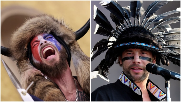 Jamiroquai's lead singer says he wasn't the pro-Trump Viking rioter