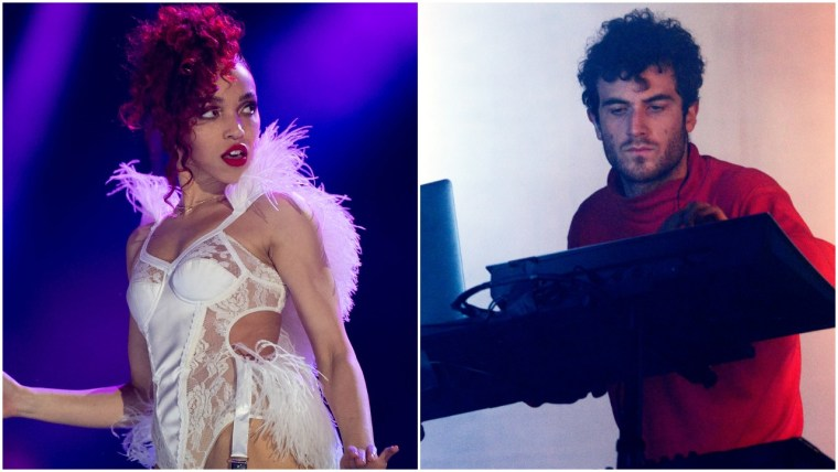 Nicolas Jaar a.k.a. Against All Logic shares new song featuring FKA twigs
