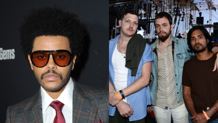 """Yeasayer are dropping their lawsuit against The Weeknd over """"Pray For Me"""""""