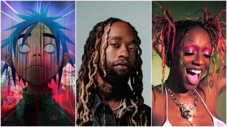 The 8 albums you should stream right now