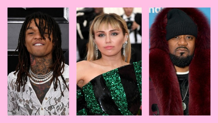 Miley Cyrus drops <i>She Is Coming</i> feat Swae Lee, Ghostface Killah, RuPaul