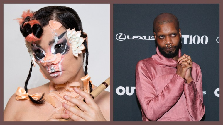 "Listen to a new version of Björk's ""Blissing Me"" featuring serpentwithfeet"