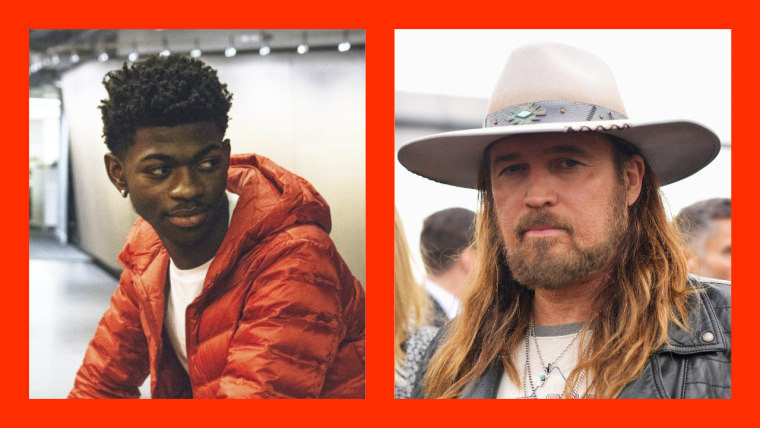 Billy Ray Cyrus steps into Lil Nas X country music row