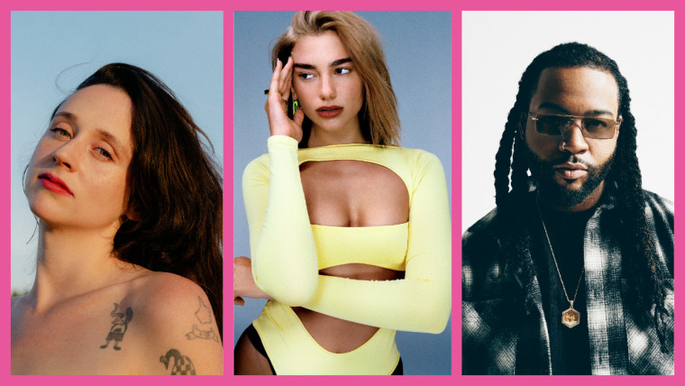 The 10 new albums you should stream right now