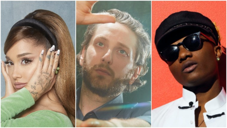 The 12 albums you should stream right now