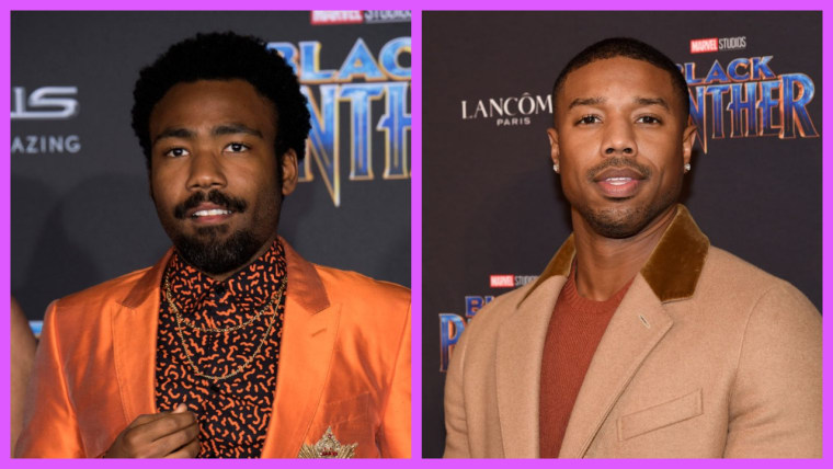 "Donald Glover reportedly ""in talks"" for <i>Black Panther 2</i>, Michael B. Jordan role considered"
