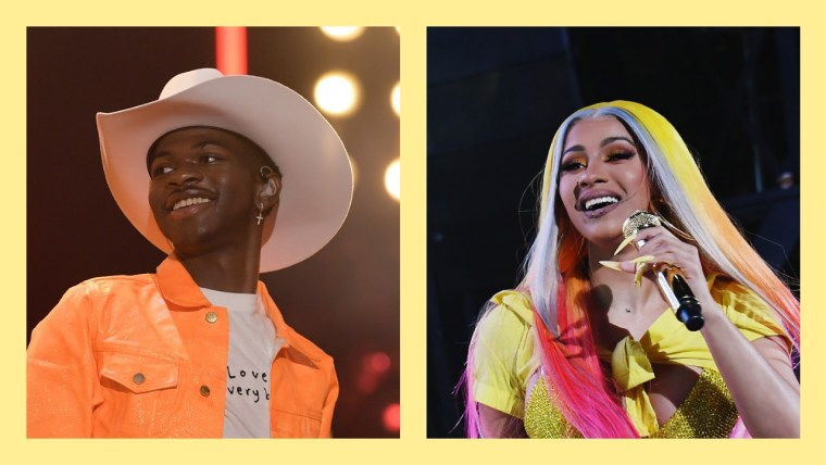 Lil Nas X drops debut EP <i>7</i> feat Cardi B