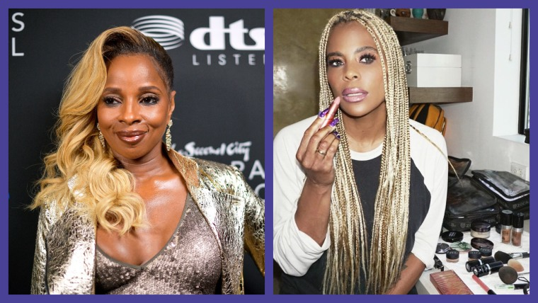 Mary J. Blige is producing a TV series about iconic choreographer Laurieann Gibson
