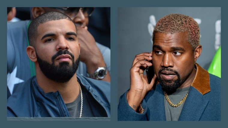 Kanye West demands apology from Drake in new Twitter spree