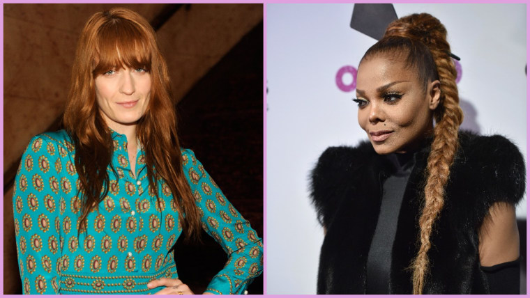 Janet Jackson and Florence the Machine will headline FYF Fest