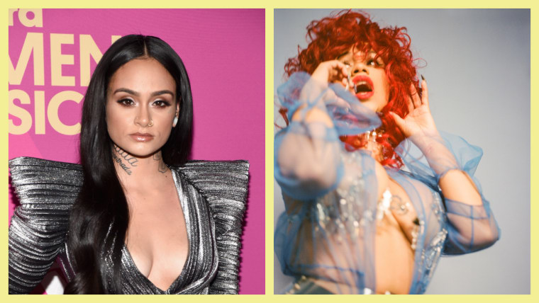 "Kehlani says she has ""a jam"" on Cardi B's debut album"
