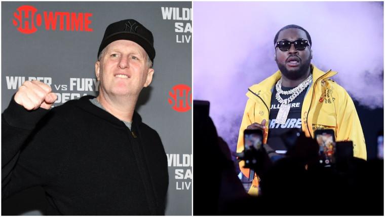 Michael Rapaport's rap war leads to Meek Mill Twitter retort: report