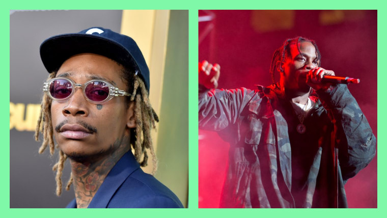 "Wiz Khalifa and Travis Scott team up for ""Trippin'"""