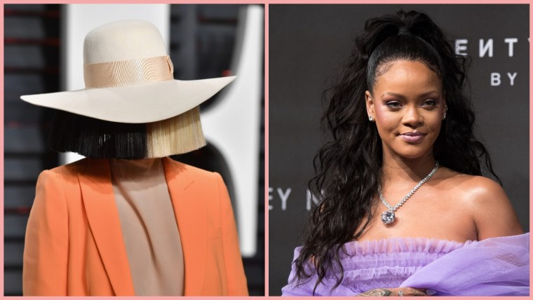 "Sia thought Rihanna's voice was her own on ""Diamonds"""