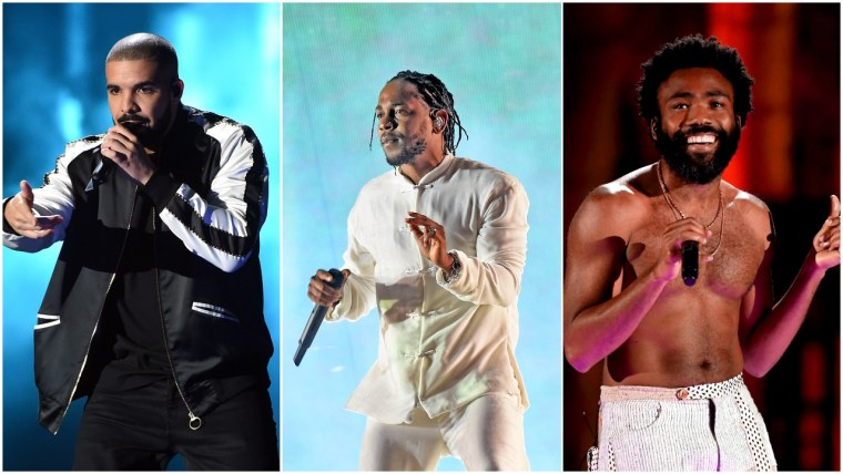 Drake, Kendrick Lamar and Childish Gambino reportedly declined to perform at the 2019 Grammys