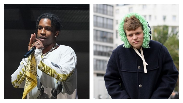 A$AP Rocky and Yung Lean appear on Dean Blunt's new album