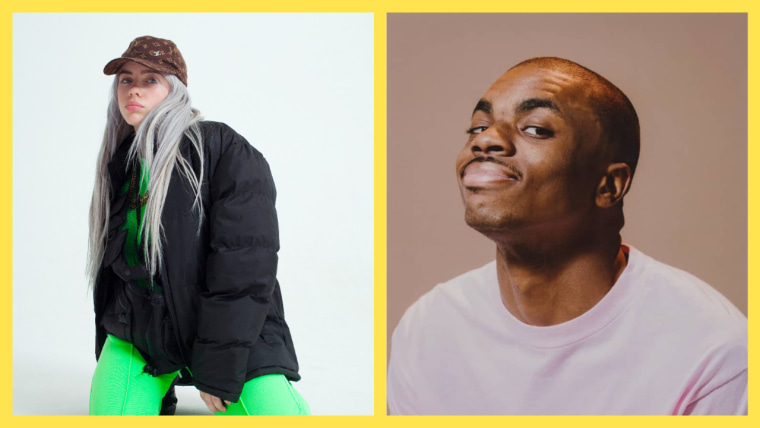 "Billie Eilish shares ""&Burn,"" a gloomy collaboration with Vince Staples"
