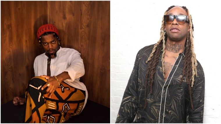 "serpentwithfeet and Ty Dolla $ign unite for new song ""Receipts"""