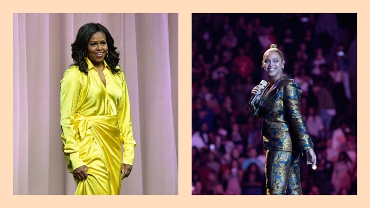 "Beyoncé on Michelle Obama for TIME 100 list: ""I'm honored to know such a brilliant black woman"""