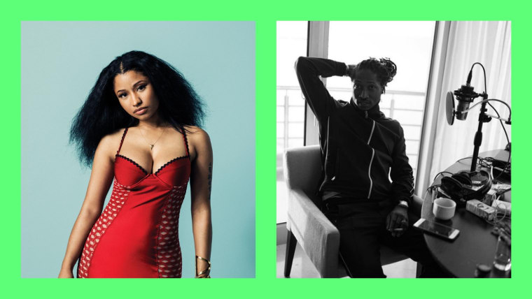 Nicki Minaj says she almost made a mixtape with Future