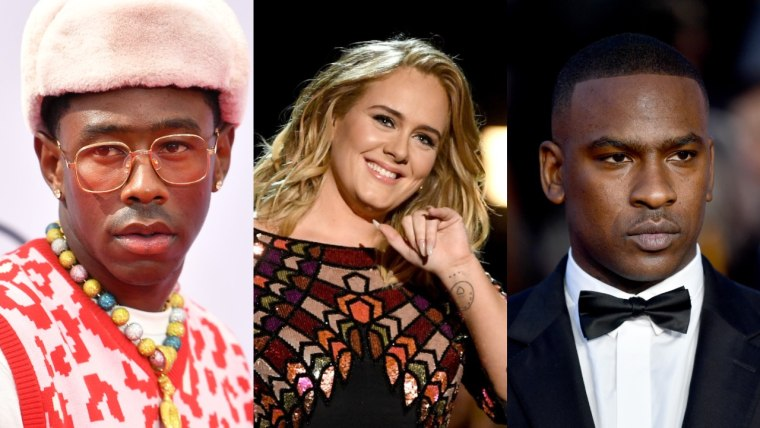 Tyler, The Creator and Skepta are not on the new Adele album