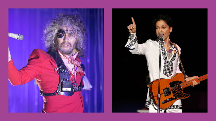 Prince didn't want The Flaming Lips' CDs either